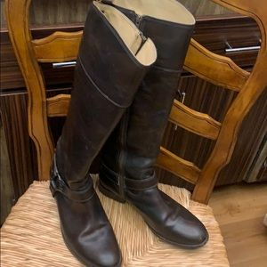 Frye ridding tall  boots size 11